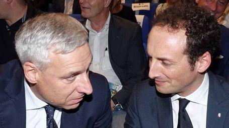 Giorgio Del Ghingaro e Alessandro Del Dotto hanno idee molto diverse anche sull'utilità del peracetico per la balneazione