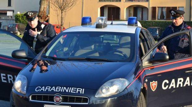 Carabinieri in azione (Torres)