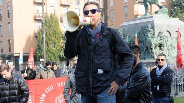 Renato Esmeraldi della Fiom Cgil