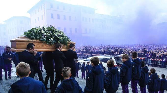 I funerali di Davide Astori a Firenze (Fotocronache Germogli)