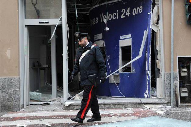 Esplosione al bancomat di Sedriano (Studiosally)