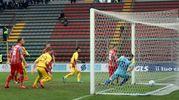 Il gol di Iori 1-1