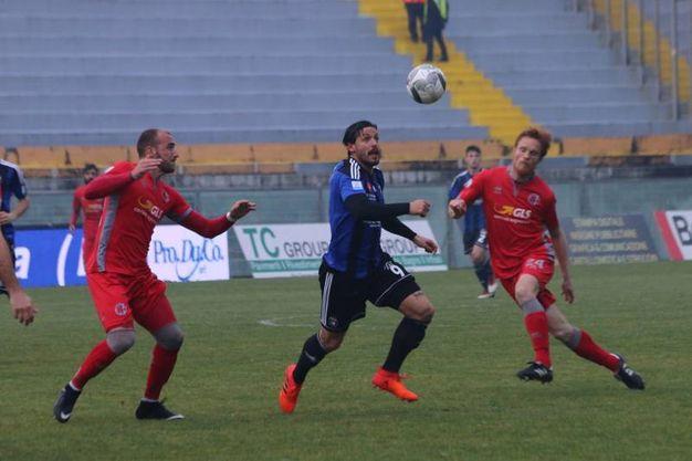 Pisa-Alessandria (foto Valtriani)