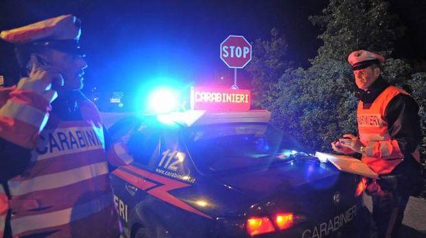 CACCIA ALL'UOMO I carabinieri hanno avviato le indagini per risalire al pirata della strada; sotto, Alberto Palmucci aveva 59 anni