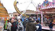 Quest'anno si svolgerà dal 10 al 18 marzo con luna park, eventi e concerti, ma senza le due sfilate di carri allegorici che da sempre hanno accompagnato la Vecchia (Foto Fantini)