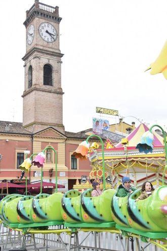 2018 anno sabbatico per la sfilata di Segavecchia (Foto Fantini)