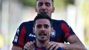Crotone-Sampdoria 2-0, Stoian (Lapresse)