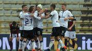Bologna-Atalanta 0-1, De Roon (Ansa)