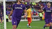 Fiorentina-Benevento 1-0, Vitor Hugo (Ansa)