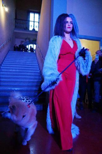 Santa Maria a Monte, il  carnevale degli animali (Sarah Esposito/Fotocronache  Germogli)
