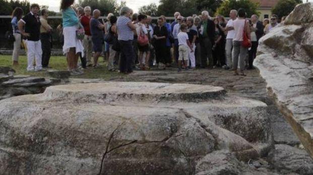 L'area archeologica di Luni