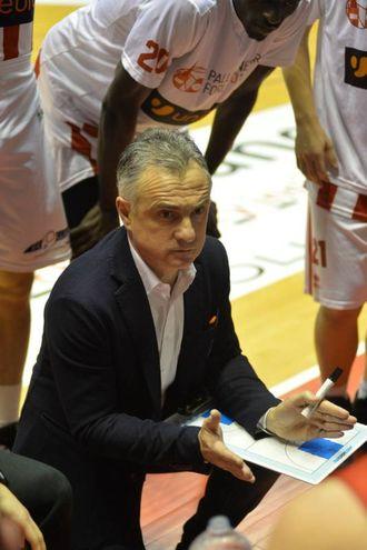 Giorgio Valli coach (Foto Frasca)