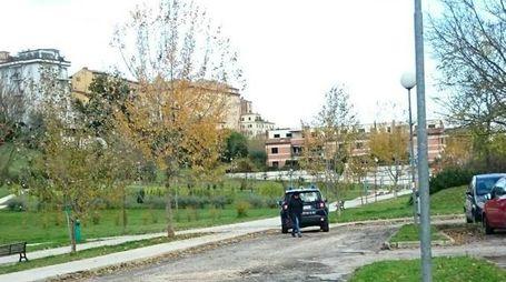 Blitz dei carabinieri al parco sotto il centro storico