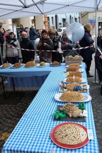 I dolci in gara (foto Ravaglia)