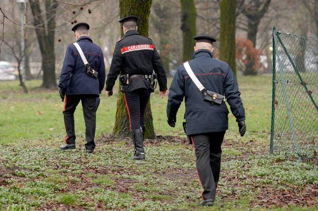 I rilievi dei carabinieri (Spf)