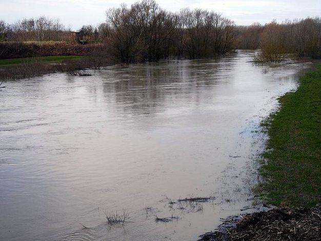Lo scioglimento delle nevi è la causa dell'innalzamento del livello dei fiumi (Scardovi)