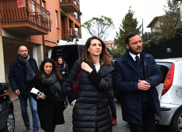 Il pm Annamaria Greco (Foto Crocchioni)