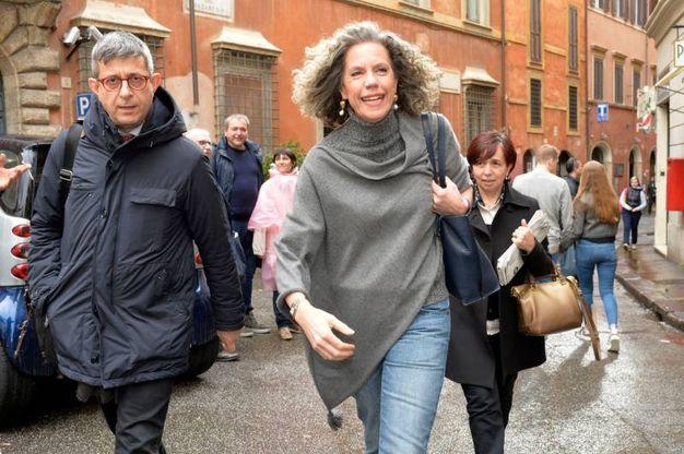 Sergio Lo Giudice e Monica Cirinnà (Imagoeconomica)
