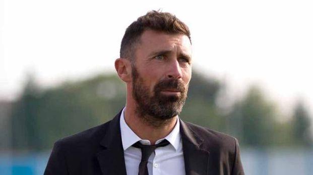 Mister Cottafava, allenatore della Primavera Spal