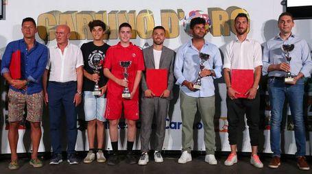 Carlino d'Oro, la premiazione dell'edizione 2017 (foto Zani)