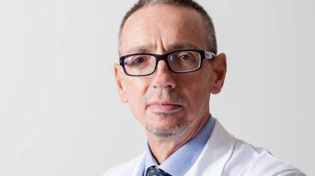 Ciro Esposito, primario dell'emodialisi della Maugeri
