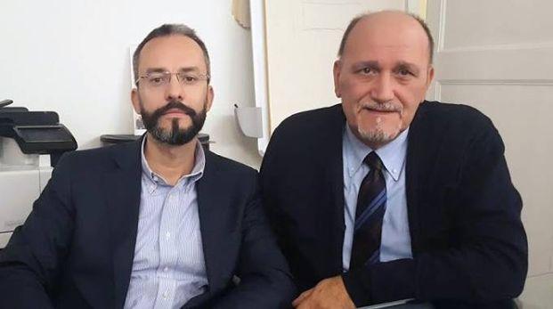 Francesco Nobile e Michele Bertolotti