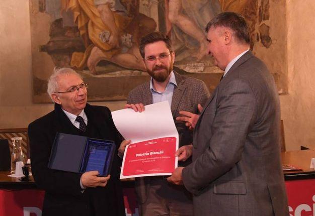 Patrizio Bianchi (foto Schicchi)