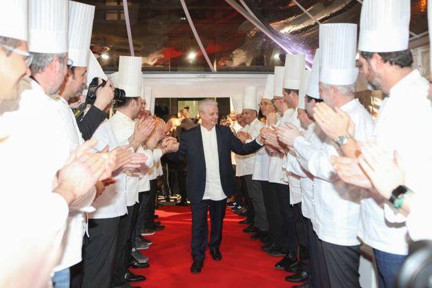 Milano, Iginio Massari inaugura la sua pasticceria