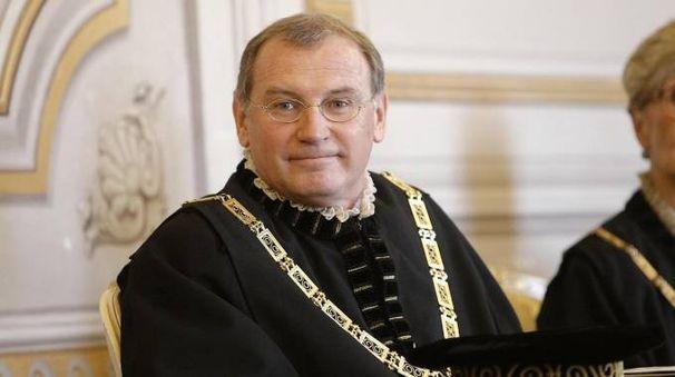 Il giudice costituzionale Nicolò Zanon (Ansa)