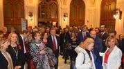Un momento dell'evento tra i tanti invitati presenti (foto Artioli)