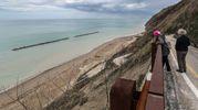 Focara, strada del mare