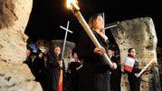 La Via Crucis degli studenti (7 marzo 2018)
