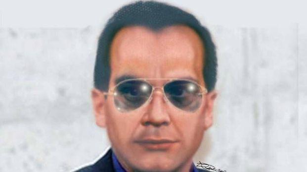 L'identikit del boss latitante Matteo Messina Denaro (Ansa)
