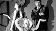 Lo stilista nel 1952 (Ansa)