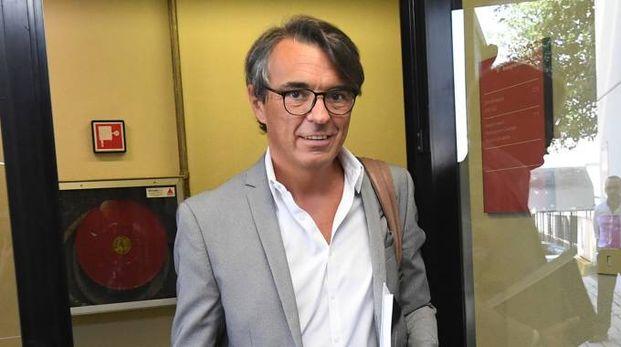 L'ad e presidente di Piquadro, Marco Palmieri (FotoSchicchi)