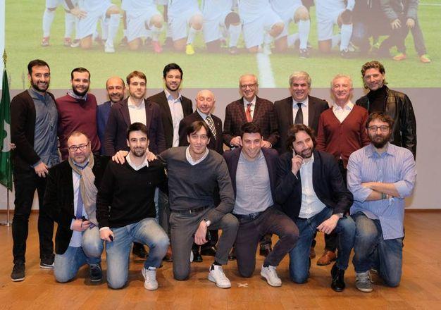 La squadra di calcio che ha vinto il Trofero D'Aguanno (Newpress)