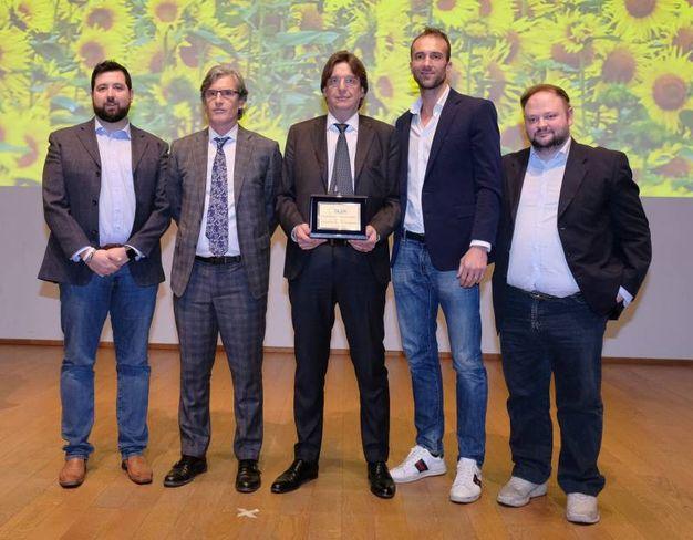 Premiato il  Legnano Basket (Newpress)