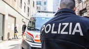 Soccorsi e forze dell'ordine sul luogo dell'incidente (Newpress)