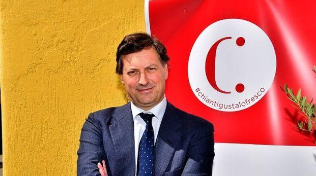 Giovanni Busi, presidente Consorzio Vino Chianti