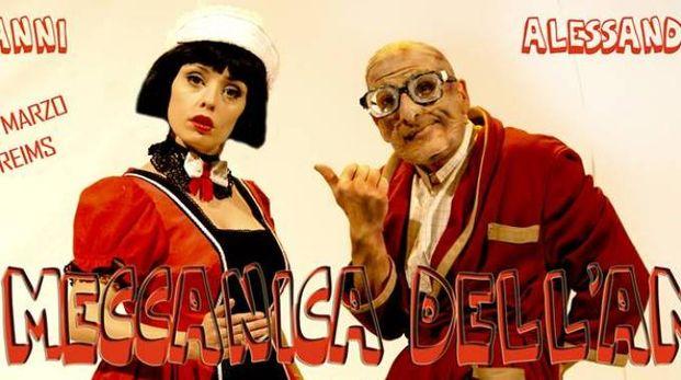 La Meccanica dell'amore al Teatro Reims