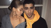 Gigi Hadid e Zayn Malik (Instagram)