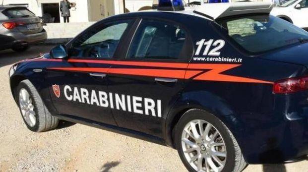 Sull'episodio di violenza stanno indagando i carabinieri