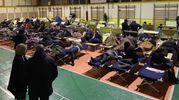 Tante persone nella palestra Salvalai (fotoPrint)