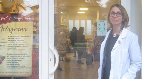 La farmacia Mercuriali a Savignano è dove i due giovani sono stati arrestati nei giorni scorsi dalla polizia