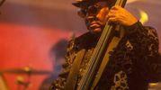 I musicisti che accompagnano Zucchero in tour (foto Schicchi)