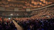 Unipol Arena esaurito per il concerto di Zucchero (foto Schicchi)