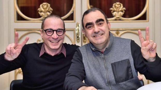 Francesco Micheli ed Elio