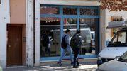 Il negozio macrobiotico di Cesena che la ragazza che ha fatto partire l'indagine (foto Ravaglia)