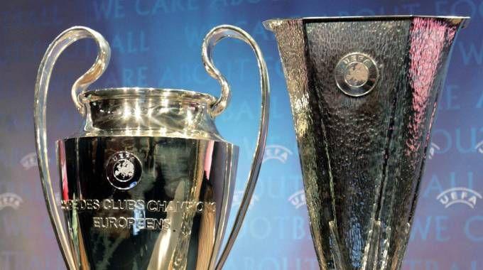Sorteggi di Champions e Europa League (Ansa)