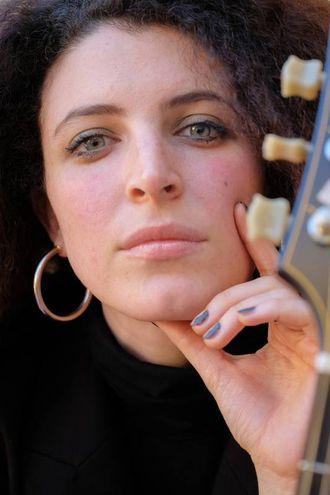Marianne Mirage ospite nella redazione de Il Giorno